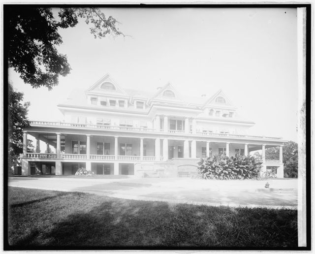 Washington Sanitarium, [Takoma Park, Maryland], front