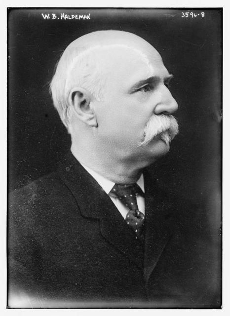 W.B. Haldeman
