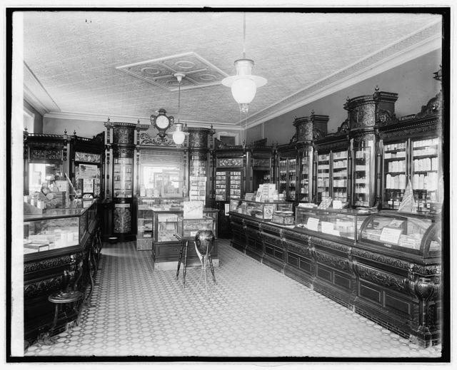 Weller's drug store, S & I, S.E., [Washington, D.C.]