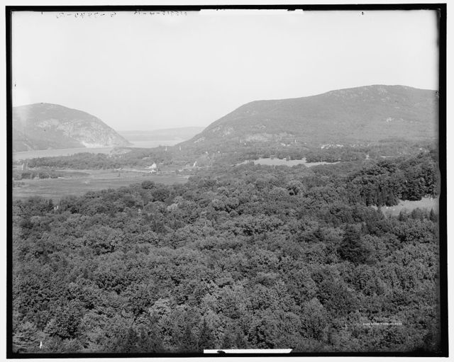 West Point, N.Y. and the Hudson River
