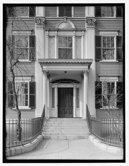 [Wheatland-Phillips House, 30 Chestnut Street, Salem, Mass.]