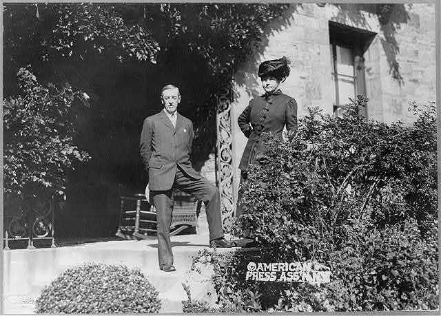 Woodrow Wilson, 1856-1924