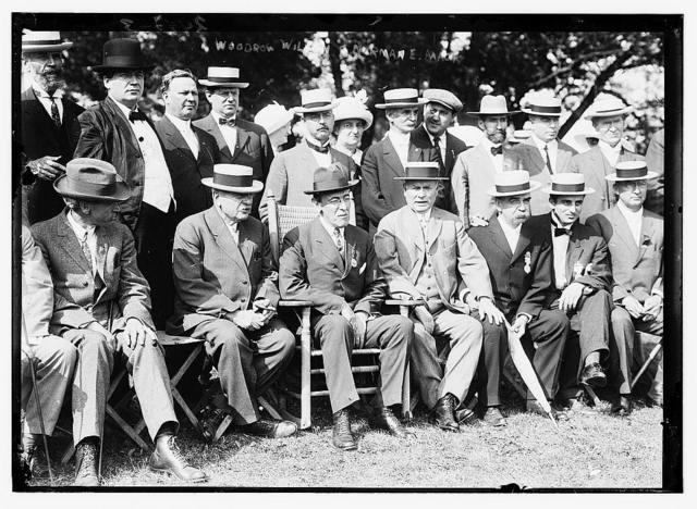 Woodrow Wilson, Norman E. Mack
