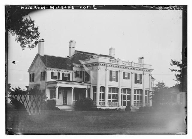 Woodrow Wilson's Home