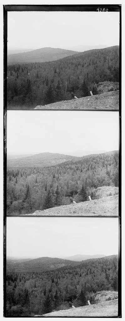 Ziuratkul mountain near the Tiazhelyi mine, view from Irkuskan hill