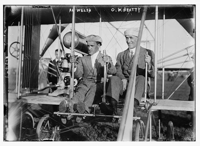 Al Welsh & G.W. Beatty