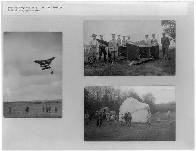 British army war kite