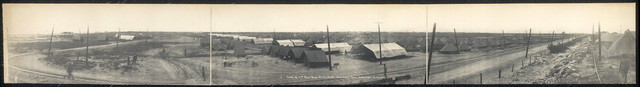 Camp of 2nd Prov. Regt., Ft. Crockett, Galveston, Tex.