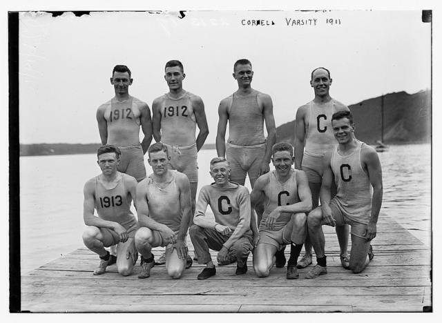 Cornell Varsity, 1911