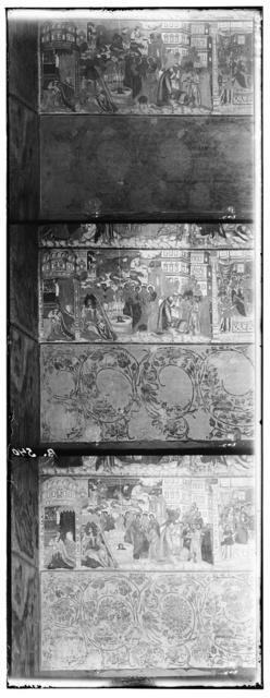 Freska v zimneĭ t︠s︡erkvi Ḟedorovskoĭ Bozhʹeĭ Materi. I︠A︡roslavlʹ