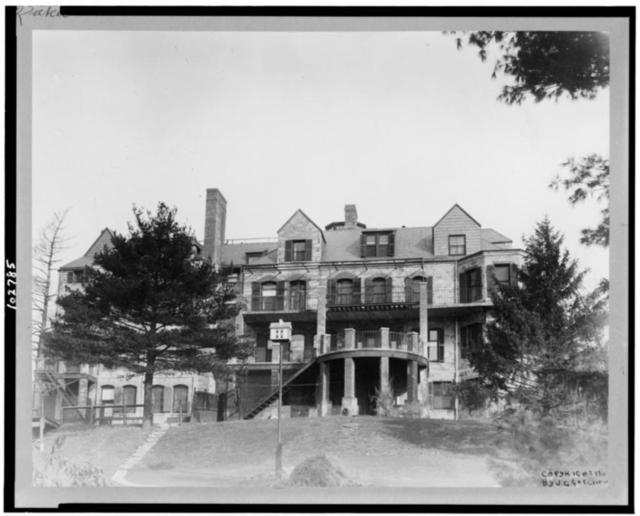 [Home of Mary Baker Eddy, Chestnut Hill, Massachusetts]