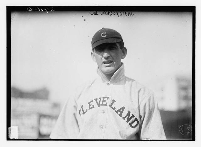[Joe Jackson, Cleveland AL (baseball)]