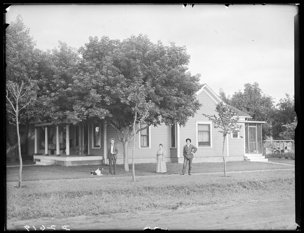 Lee's house in Kearney, Nebraska