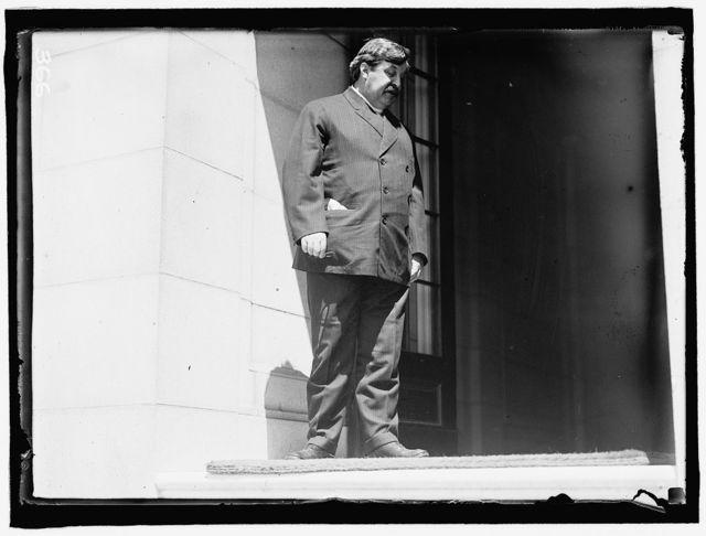 LORIMER, WILLIAM. REP. FROM ILLINOIS, 1895-1901, 1903-1909; SENATOR, 1909-1912