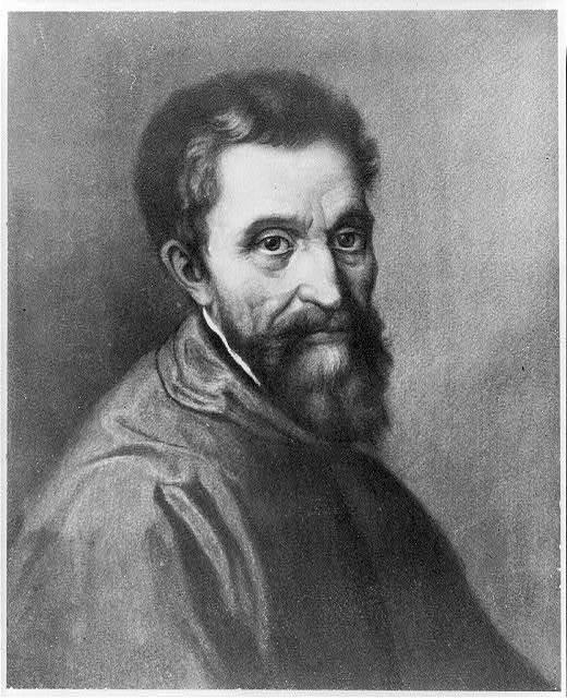 Poet Michelangelo