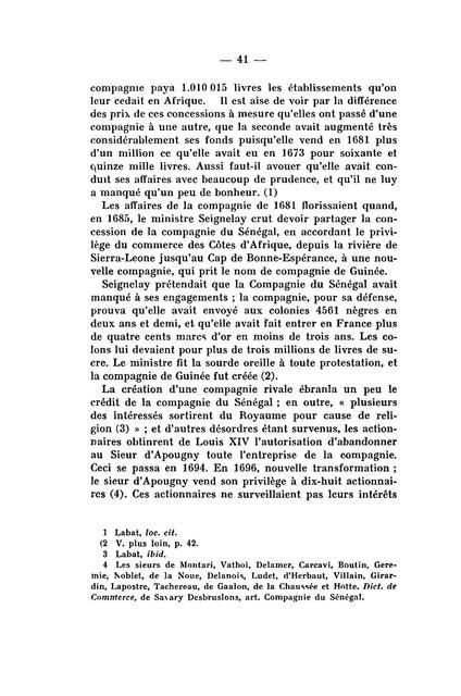 Montesquieu et l'esclavage; étude sur les origines de l'opinion antiesclavagiste en France au XVIIIe siècle,