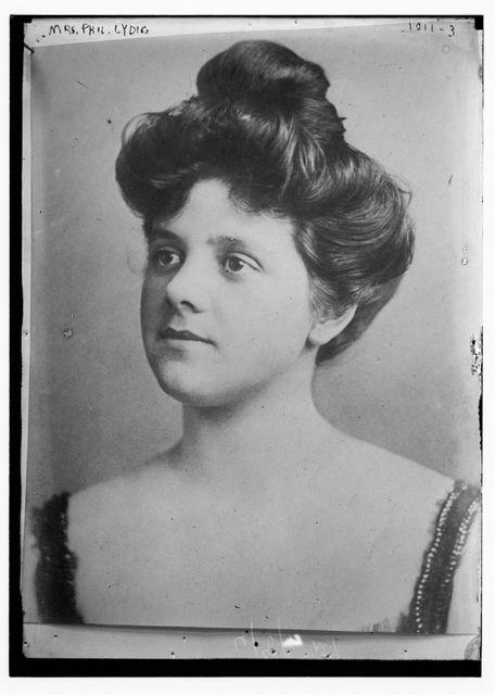 Mrs. Phil. Lydig