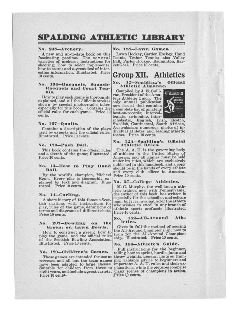 Official indoor base ball guide containing the constitution, 1911