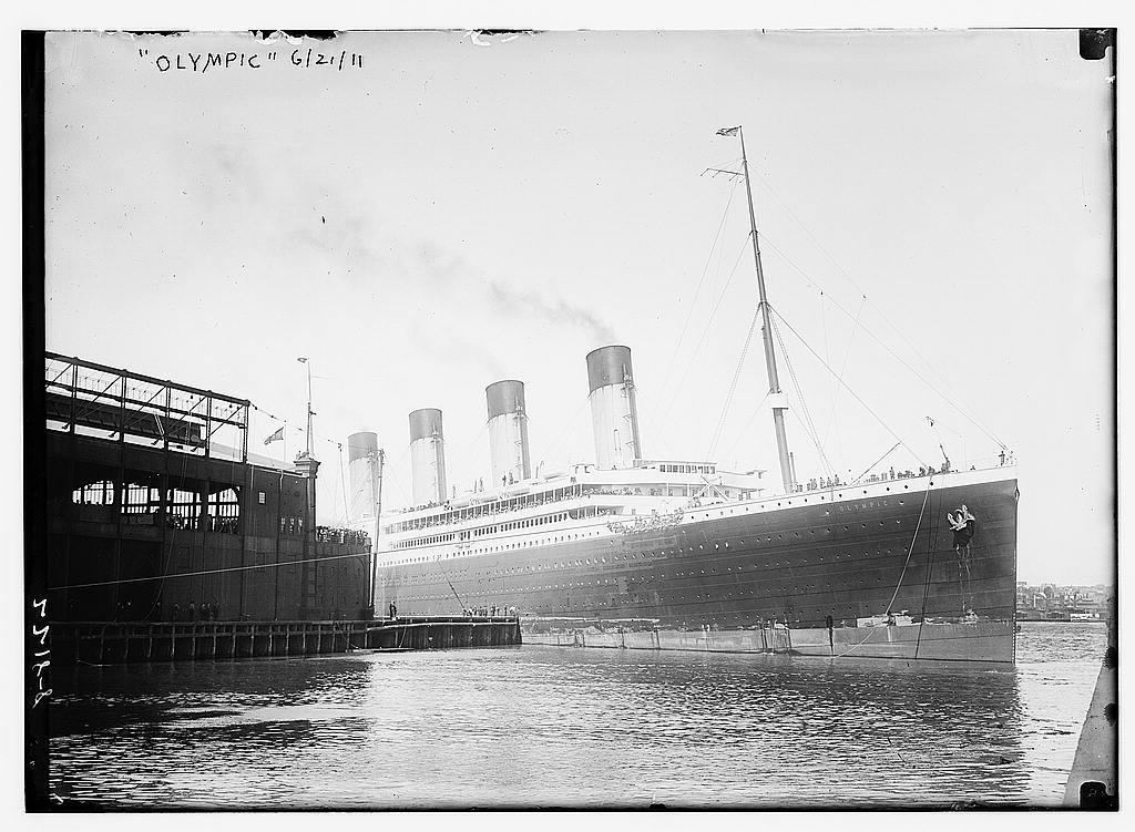 OLYMPIC, 1911