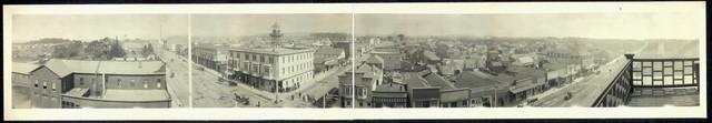 Panorama, Fort Bragg, Cal.