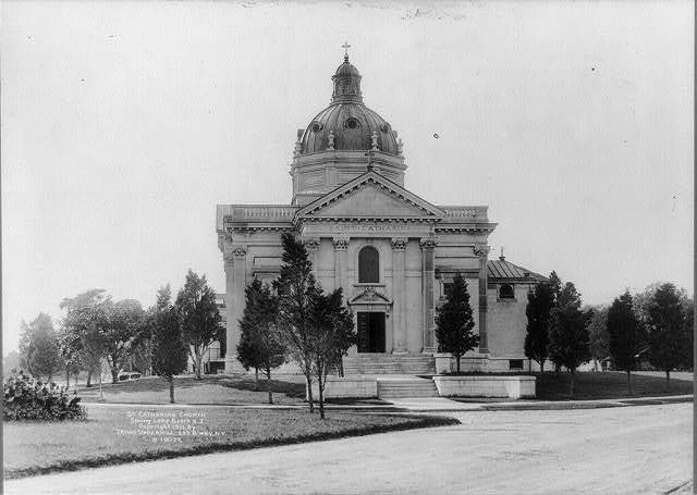 St. Catharine Church, Spring Lake Beach, N.J.