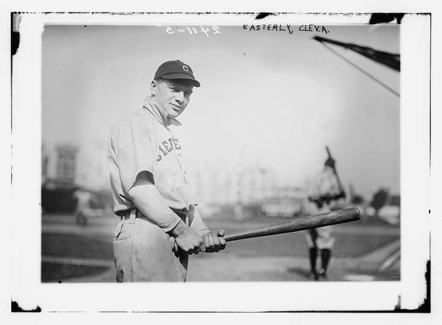 [Ted Easterly, Cleveland AL, at Hilltop Park, NY (baseball)]