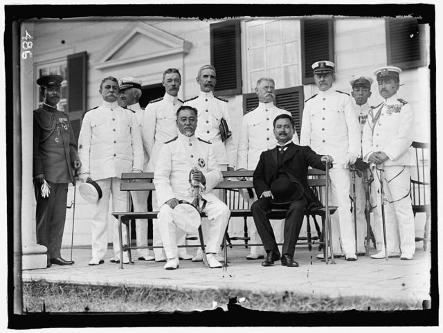 TOGO. REAR ADMIRAL, U.S.A. BROWNSON, WILLARD HERBERT; POTTER, WILLIAM PARKER; RABY, JAMES J.