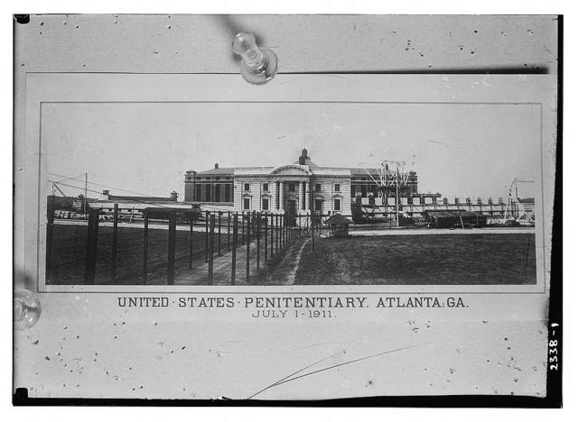 U.S. Penitentiary, Atlanta, Ga.  Jul. 1, 1911