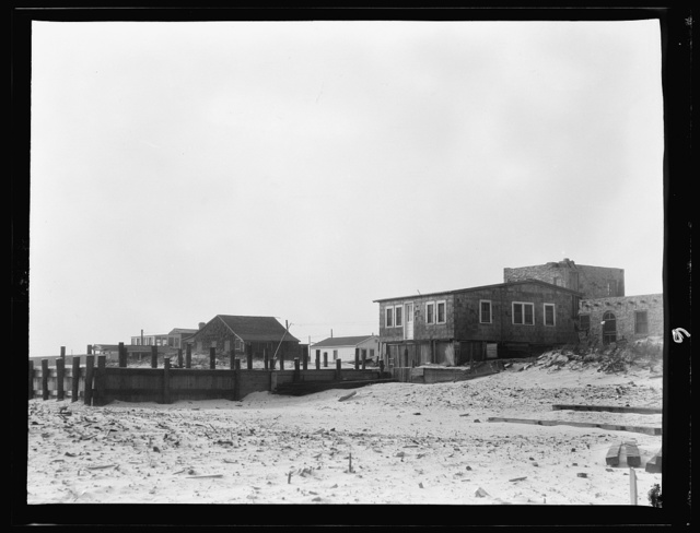 View of Long Beach, New York