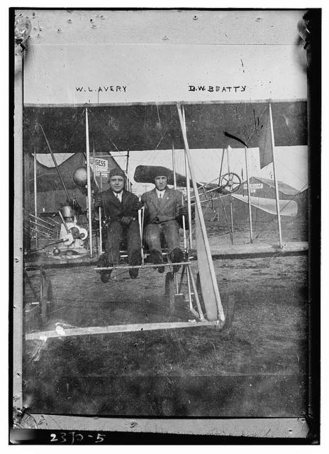 W.L. Avery and D.W. Beatty
