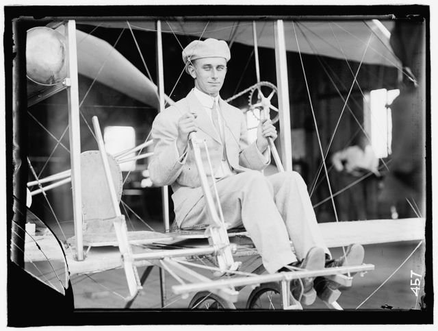 WRIGHT BROTHERS AIRPLANE, ETC. HARRY ATWOOD