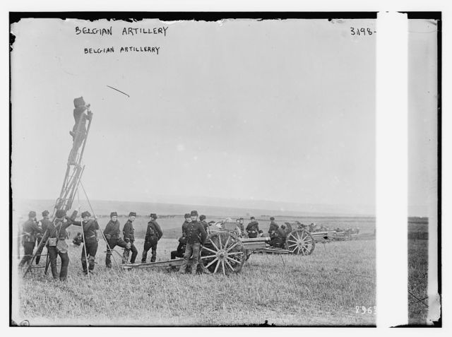 Belgian Artillery