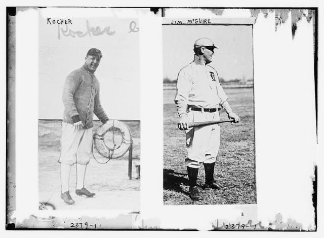 [Brad Kocher, Detroit AL (baseball)]