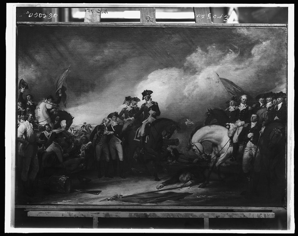 [Capture of the Hessians at Trenton]