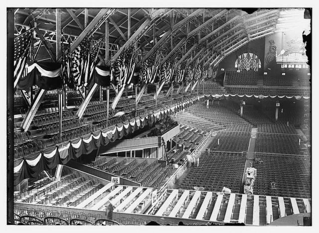 Chicago - Coliseum (interior)