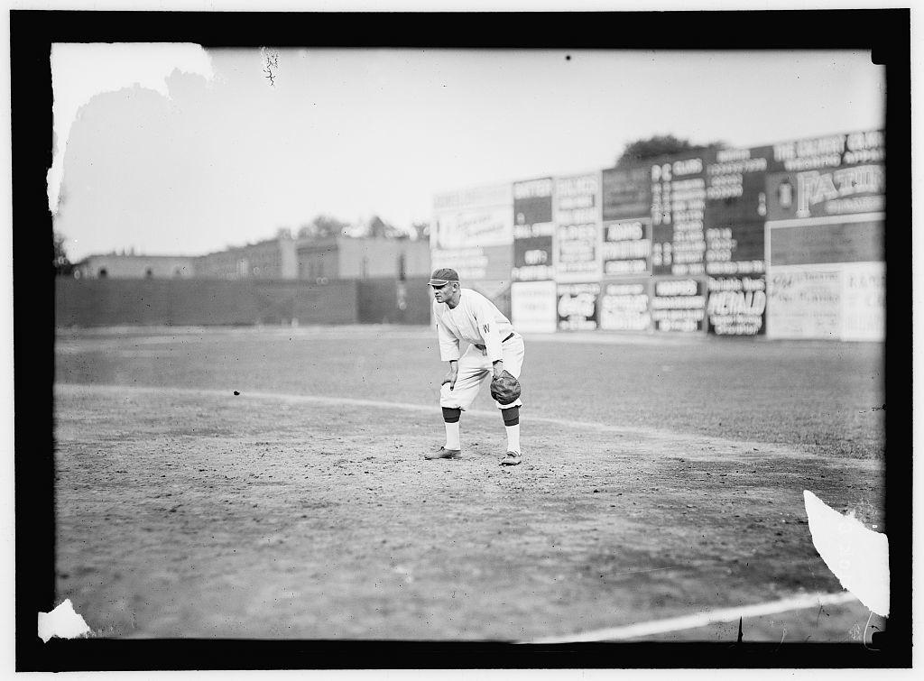 [Chick Gandil, Washington AL (baseball)
