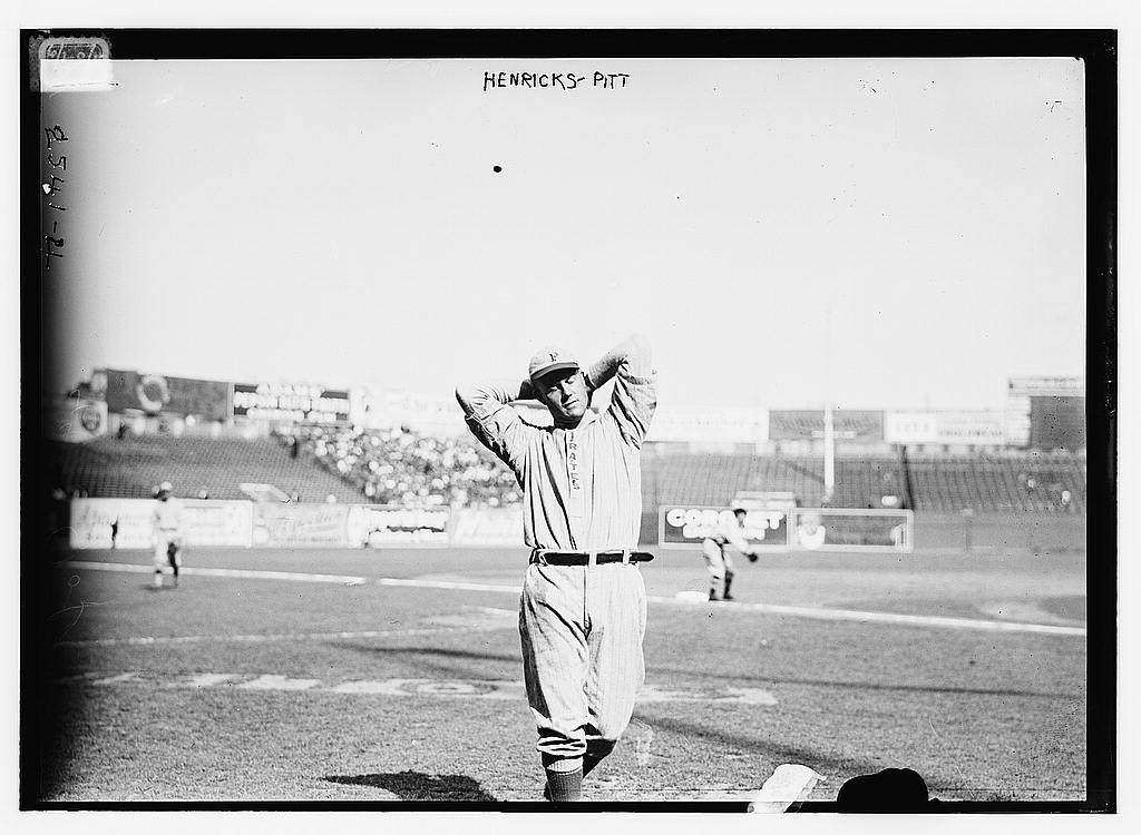 [Claude Hendrix, Pittsburg NL, at Polo Grounds, NY (baseball)]