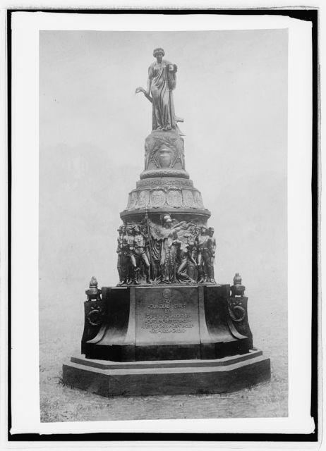 Confederate monument, Arlington Cemetery, [Va.]