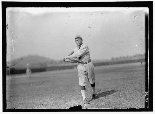 [Danny Moeller, Washington AL (baseball)]