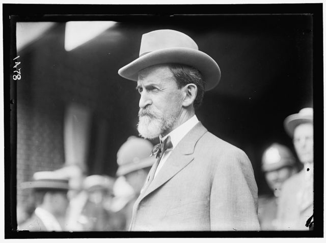 DEMOCRATIC NATIONAL CONVENTION. KERN, JOHN WORTH, SENATOR FROM INDIANA, 1911-1917