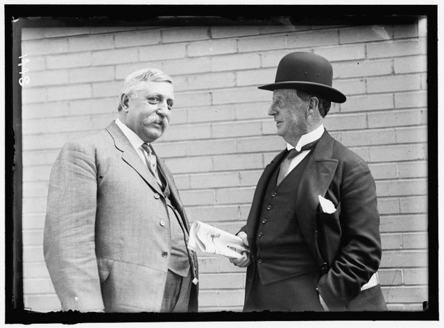DEMOCRATIC NATIONAL CONVENTION. REP. LLOYD OF MISSOURI, AND SENATOR NEWLANDS OF NEVADA