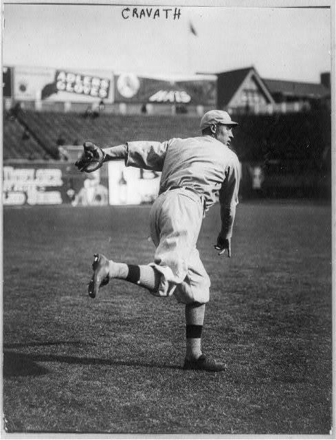 [Dode Paskert, baseball player for the Philadelphia Phillies, throwing baseball]