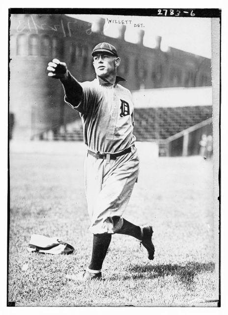 [Ed Willett, Detroit AL (baseball)]