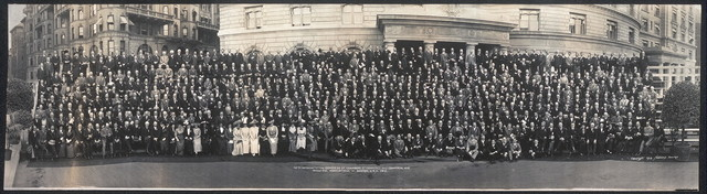 Fifth International Congress of Chambers of Commerce and Commercial and Industrial Associations, Boston, U.S.A., 1912