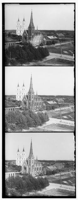 g. Dvinsk. Katolicheskīĭ kostel