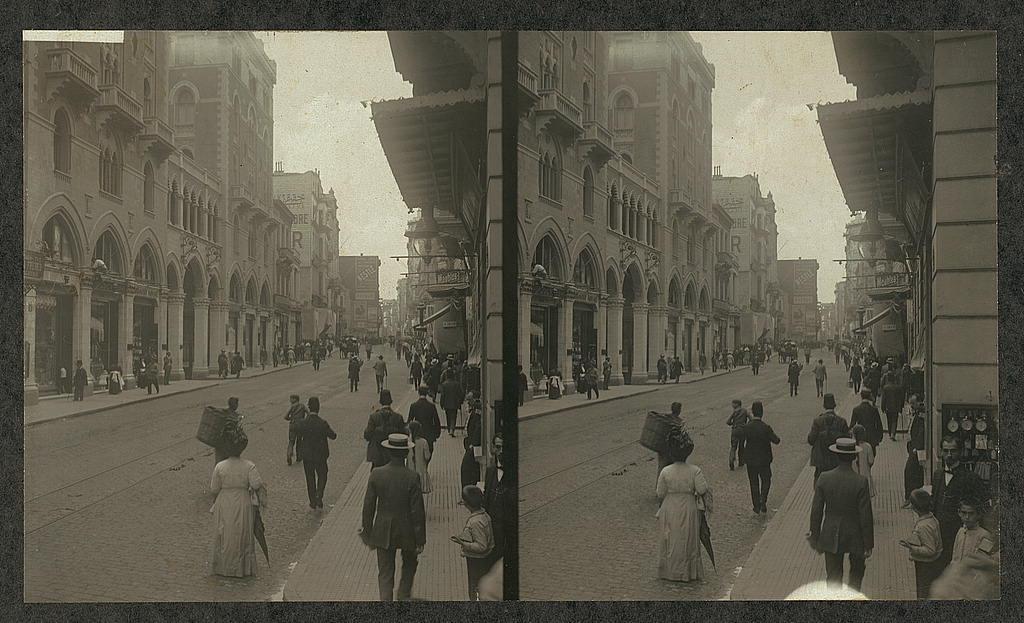 Grand Rue de Pera, Constantinople