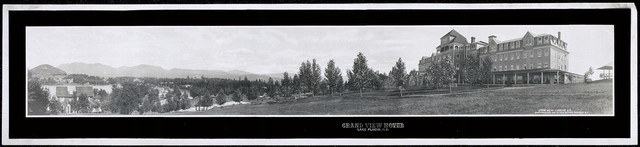 Grand View, looking S.E.
