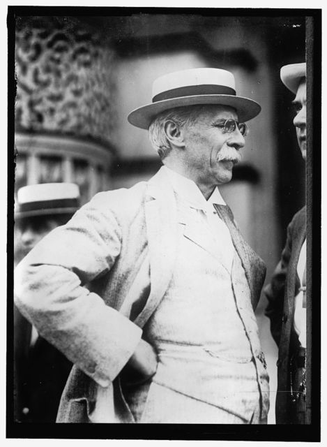 GUTHRIE, GEORGE W. STATE CHAIRMAN FROM PENNSYLVANIA; DEMOCRATIC NATIONAL COMMITTEE; AMBASSADOR E. & P. TO JAPAN, 1913-