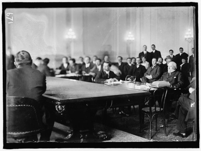 HOUSE OF REPRESENTATIVES. COMMITTEES. SPECIAL COMMITTEE ON THE INVESTIGATION OF THE U.S. STEEL CORP., JANUARY 12, 1912. POPULARLY CALLED 'STEEL TRUST INVESTIGATING COMMITTEE' OR 'STANLEY COMMITTEE.' JAMES J. HILL BEFORE COMMITTEE