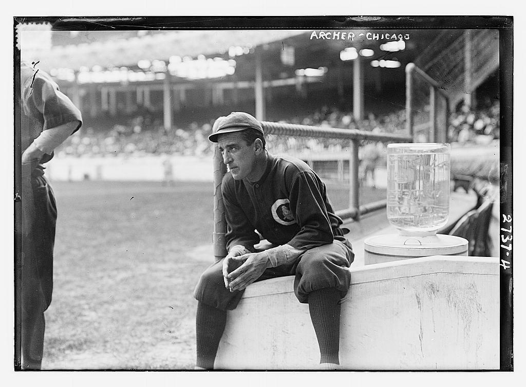 [Jimmy Archer, Chicago NL (baseball)]